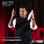 Read more about the article Architecture & The Senses with Bijoy Ramachandran | AG 27