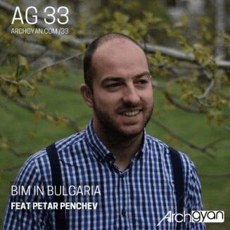 BIM in Bulgaria with Petar Penchev