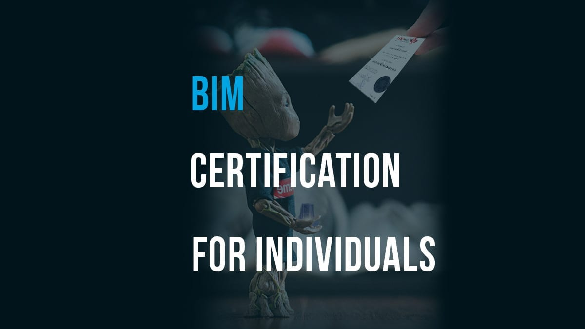 BIM Certification For Individuals 2021 | Archgyan