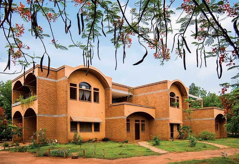 Auroville Earth Institute | Archgyan